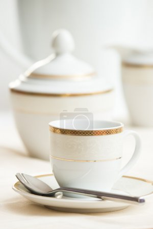 coffee cup and tableware