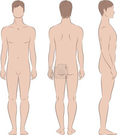 Men's figure