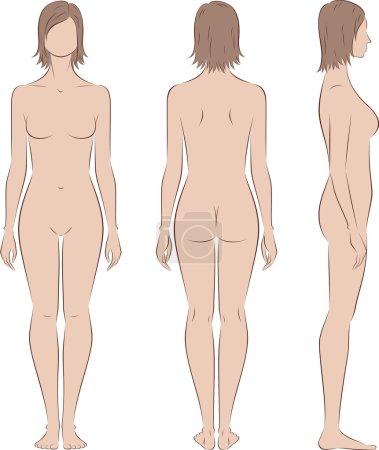 Women's figure