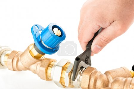 Installing a heating system