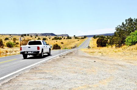 Travels to New Mexico