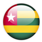 Togo flag button