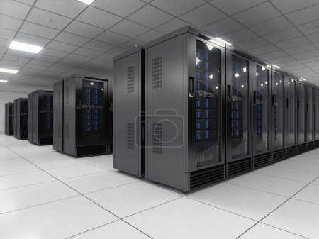 Photo for Server room - Royalty Free Image