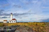 Point Wildon lighthouse