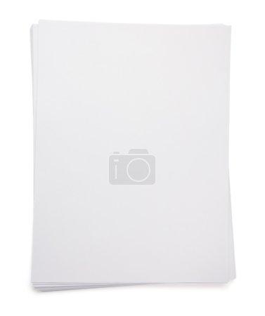paper blank sheet