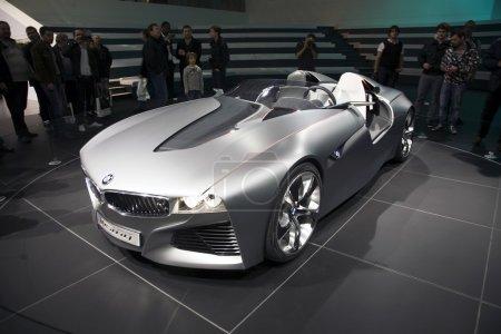 Концепт BMW связанных видения езды