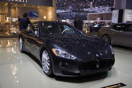 Maserati Gran Turismo S Automatic