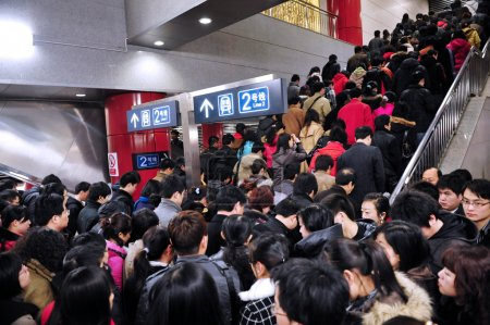 Public transportation in China - Beijing Subway