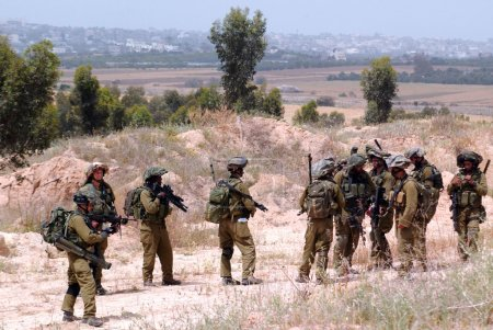 IDF - Israel infantry corps