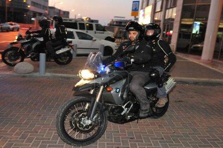 ЯСАМ Израильской Полиции Специальный Патруль