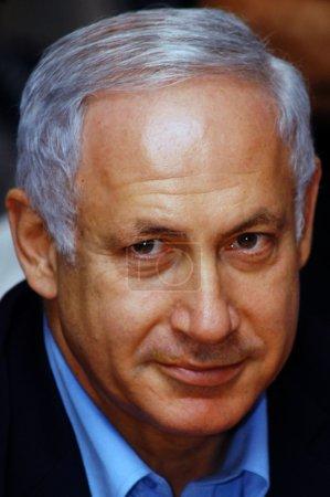 Israel Prime Minister - Benjamin Netanyahu