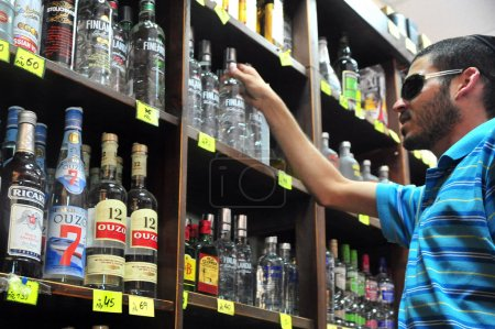 Alcohol - Sale of Liquor Act