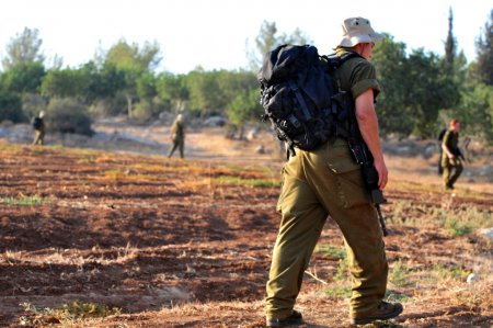 IDF Special Forces - Sayeret Matkal