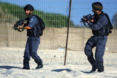 Yamam - Israel Special Central Unit