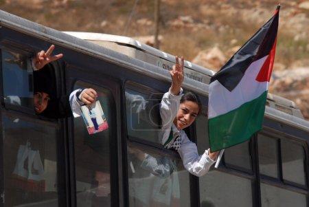Israel releases 255 Palestinian prisoners