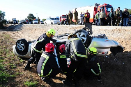 Car Accidents in Israel