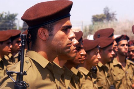 Israeli Infantry Corps Soldiers