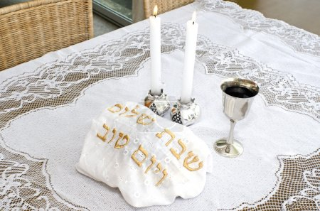 Shabbat - Jewish Holiday