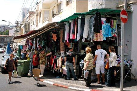 Tel Aviv Israel - Bezalel Market