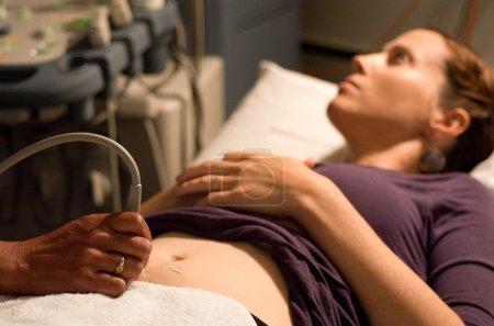 Pregnancy ultrasound scanning
