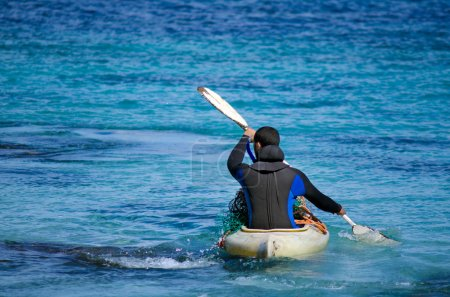 Kayaking in Karikari Peninsula New Zealand