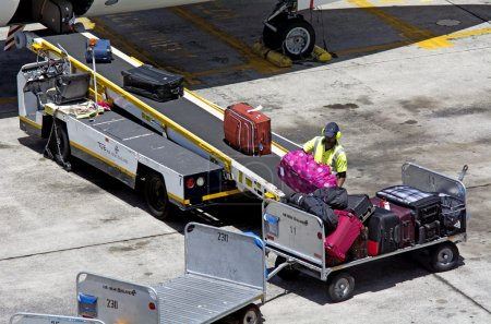 Auckland Airport - New Zealand