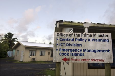 :Cook Island government buildings