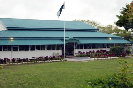 Cook Island government building