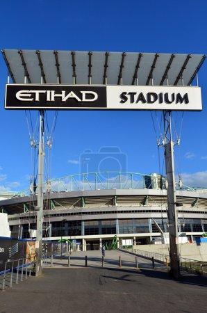 Docklands Etihad Stadium - Melbourne