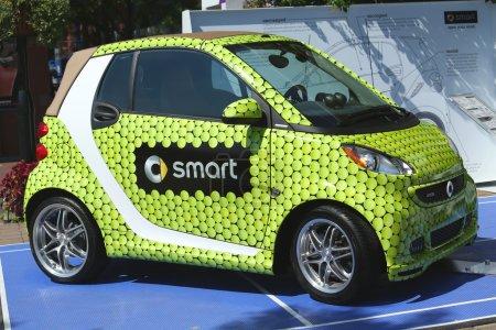 Smart Brabus Taylor made car