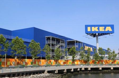 Brooklyn's IKEA superstore