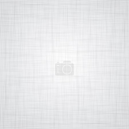 Illustration for White Linen Texture - Royalty Free Image