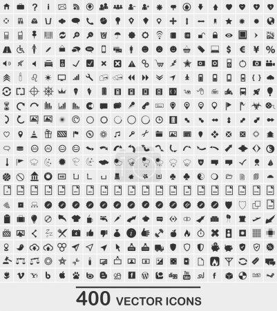 Collection Vector Icons