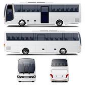 Vektor városi busz