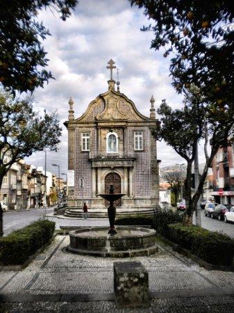 Church of Senhora-a-Branca in Braga