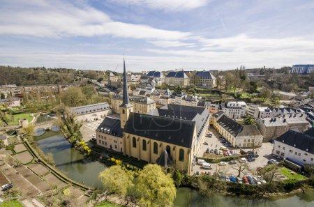 Photo pour Luxembourg - image libre de droit