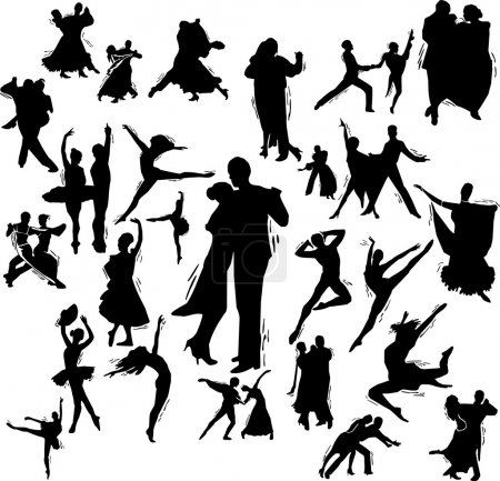 Dance - the kind of choreographic art in which art...