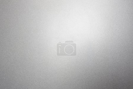 Photo for Silver metal background chrome texture - Royalty Free Image