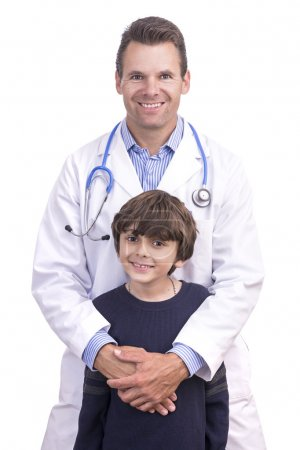 Doctor and son
