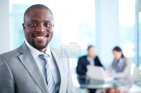 African-American business leader