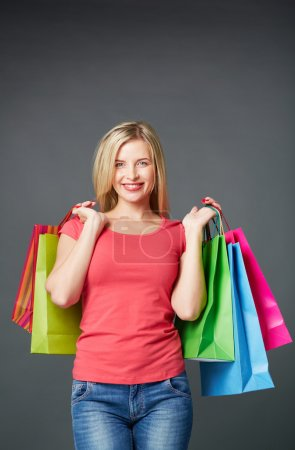 Shopper in isolation