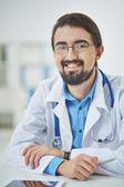 Muž lékař