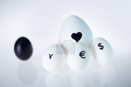 Love is bigger than money