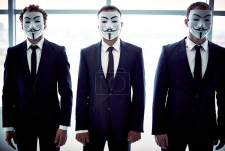 Anonymous colleagues