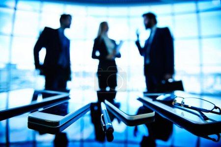 Business communication objects