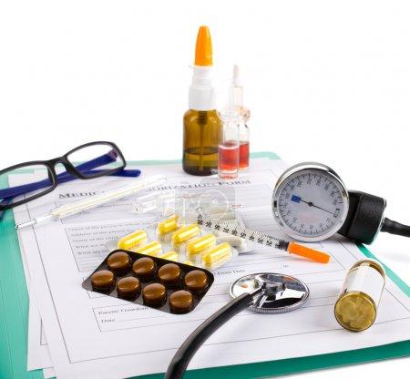 doctor's accessories