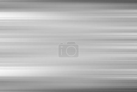 Horizontal grey motion blur background