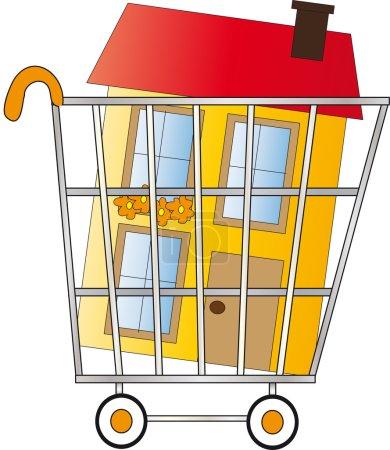 Shopping home