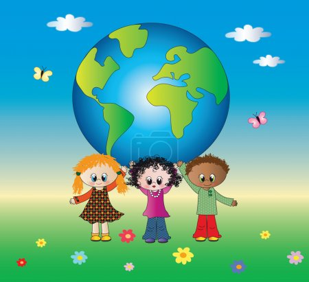 Children and world