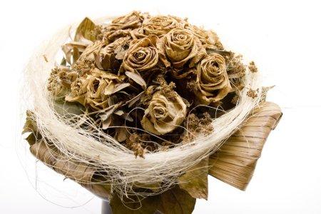 Dry flowers Strauss